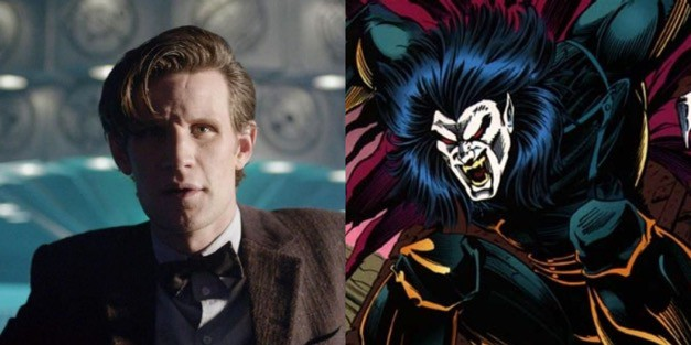 Morbius Matt Smith Loxias Crown Spider-Man Jared Leto