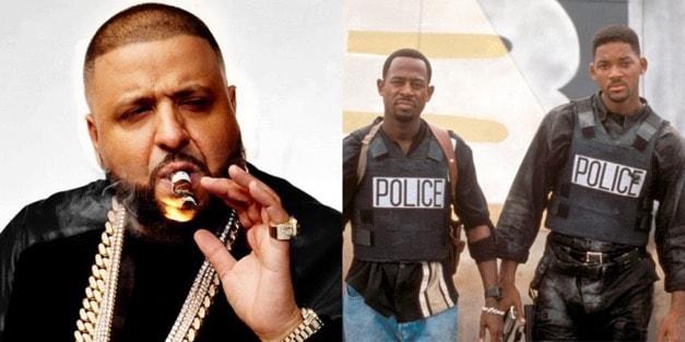 DJ Khaled Will Smith Bad Boys For Life