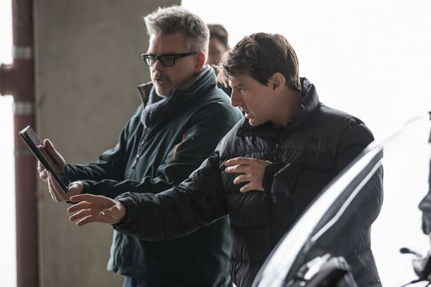 Christopher McQuarrie set to direct back-to-back Mission Impossible films