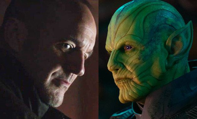 Agents of SHIELD Phil Coulson Skrull Marvel