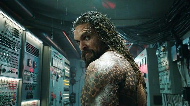 Aquaman Jason Momoa DC Extended Universe