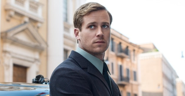 Armie Hammer The Man from UNCLE