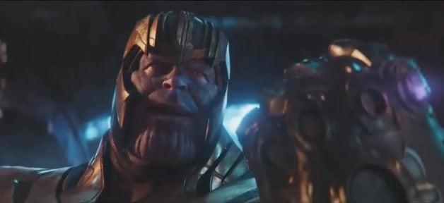 Avengers Infinity War Thanos Theory