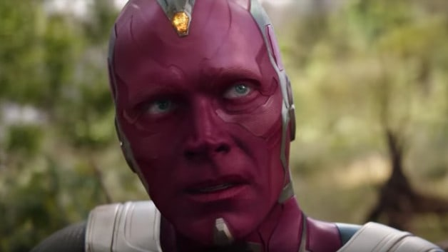 Avengers Endgame Theory Paul Bettany Vision