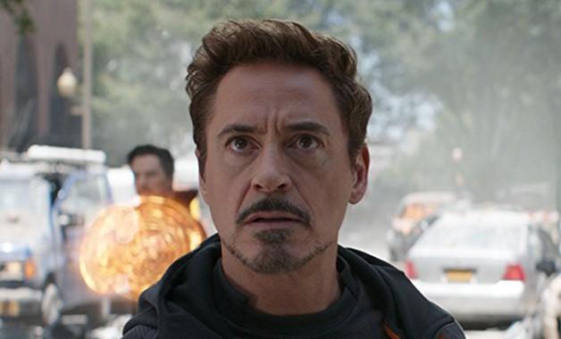Avengers Infinity War Robert Downey Jr. Oscar