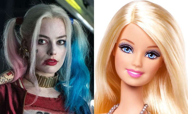 Barbie Margot Robbie Mattel Warner Bros