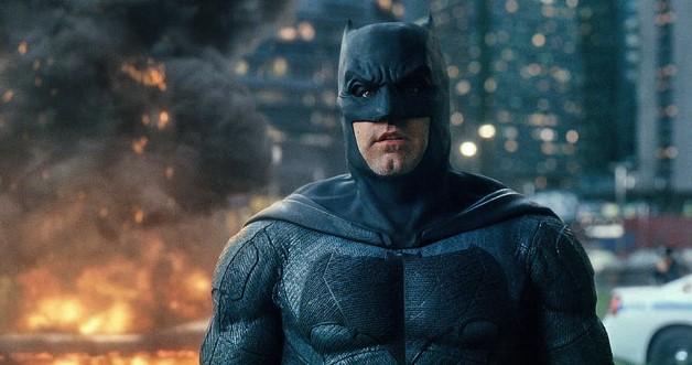 Batman Easter Egg Comic Ben Affleck