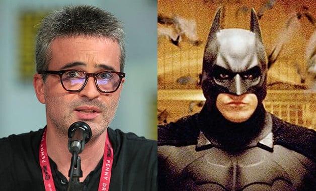 Batman Begins Alex Kurtzman Christopher Nolan DC