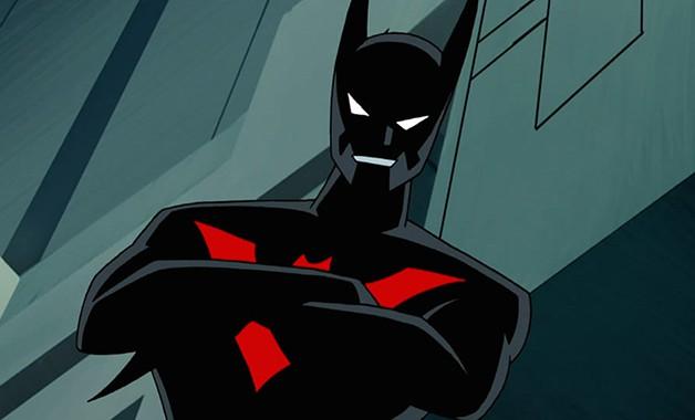 Batman Beyond Terry McGinnis DC