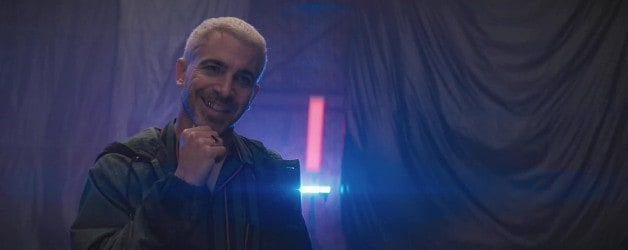 Birds of Prey Chris Messina Victor Zsasz