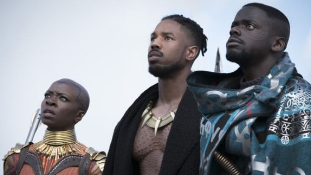 Black Panther Oscars Marvel Danai Gurira Killmonger