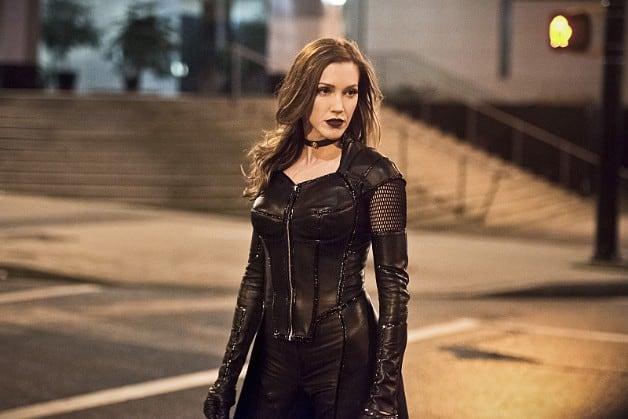 Black Siren Katie Cassidy Arrow Arrowverse