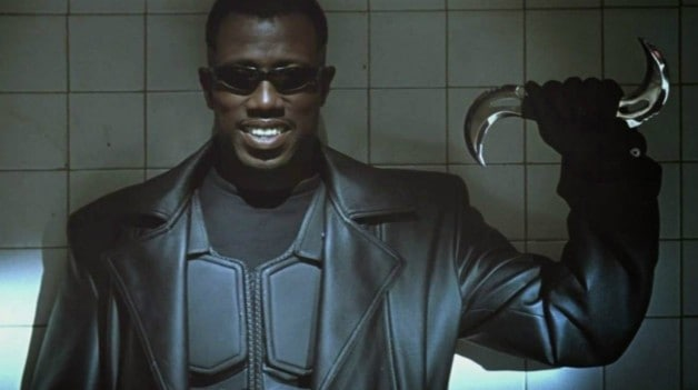 The Punisher Blade Wesley Snipes