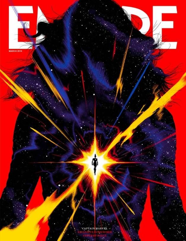 Captain Marvel Brie Larson Marvel