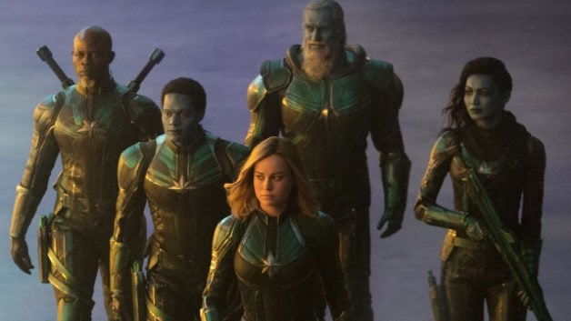 Captain Marvel Secret Invasion MCU