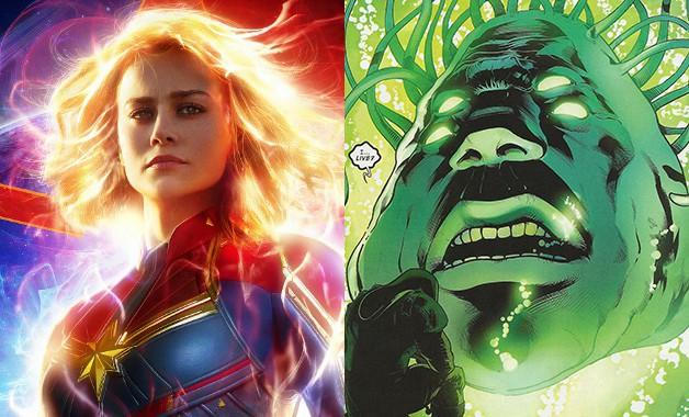 Capitão Marvel Brie Larson Kree Inteligência Suprema