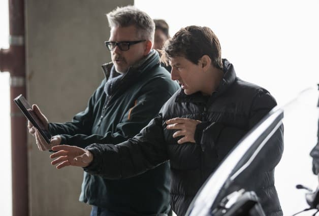 Christopher McQuarrie Mission: Impossible Marvel DC