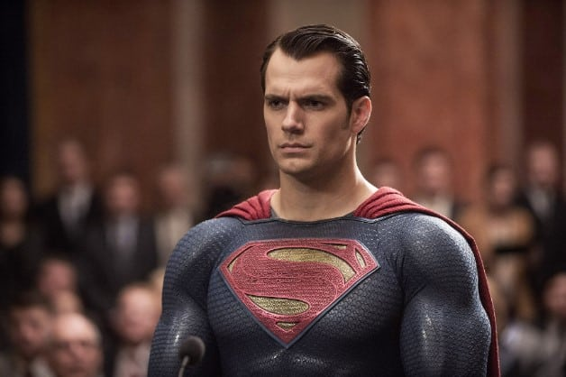 Christopher Reeve Henry Cavill Superman Rebirth