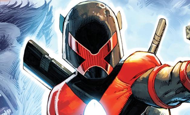 Deadpool Rob Liefeld X-Men Major X Marvel