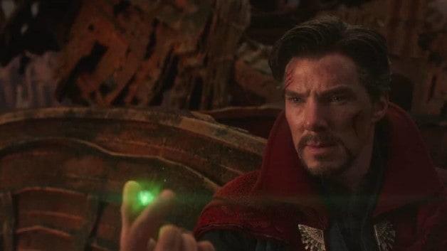 Doctor Strange Avengers Endgame Theory