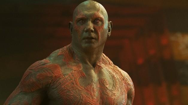 Denis Villeneuve Dune Avengers Infinity War Dave Bautista Marvel Endgame Drax