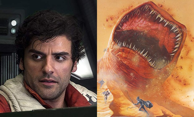 Oscar Isaac in Talks for 'Dune' Remake