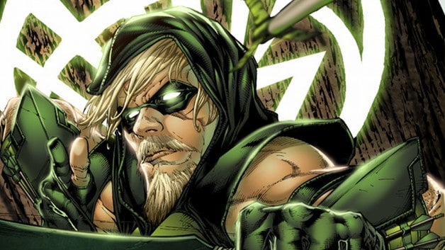 Green Arrow DC Comics Superheroes