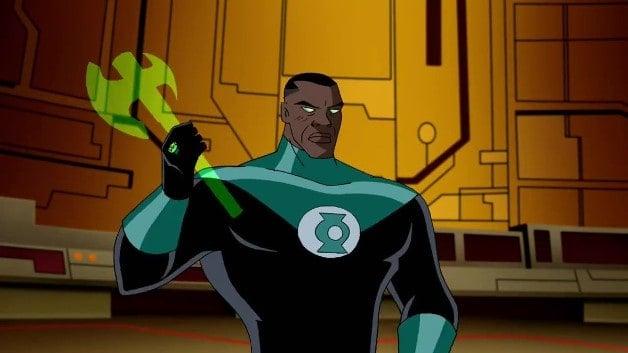 Green Lantern Corps John Stewart Common