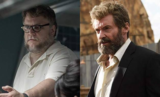 Guillermo del Toro Logan Hugh Jackman James Mangold