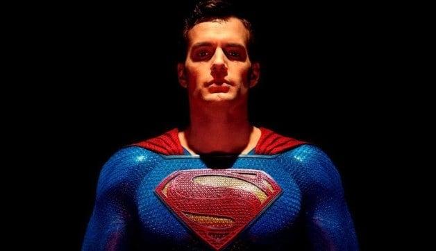 DCEU Kingdom Come Henry Cavill Superman Justice League