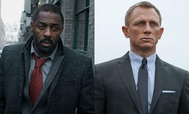 James Bond Idris Elba Daniel Craig Golden Globes