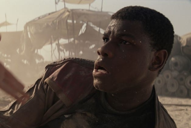 John Boyega Star Wars Episode IX