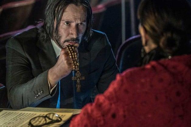 John Wick 3 Parabellum Keanu Reeves