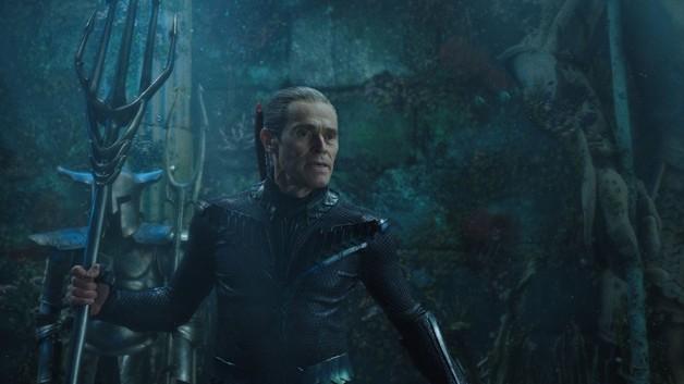 Justice League Aquaman Vulko Willem Dafoe