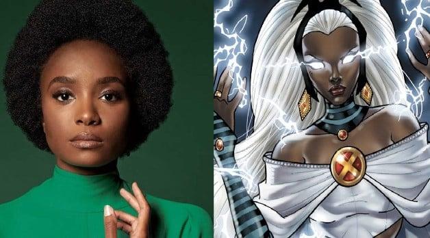 Kiki Layne Storm X-Men