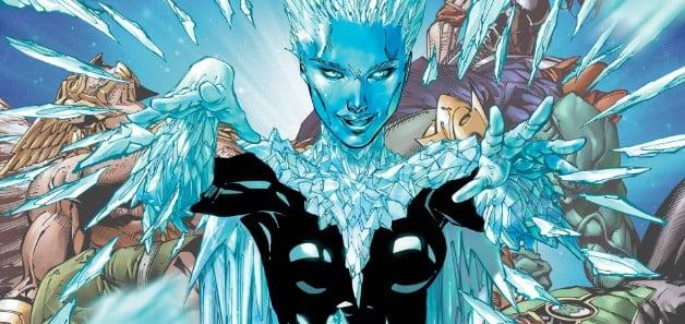 Killer Frost DC Comics