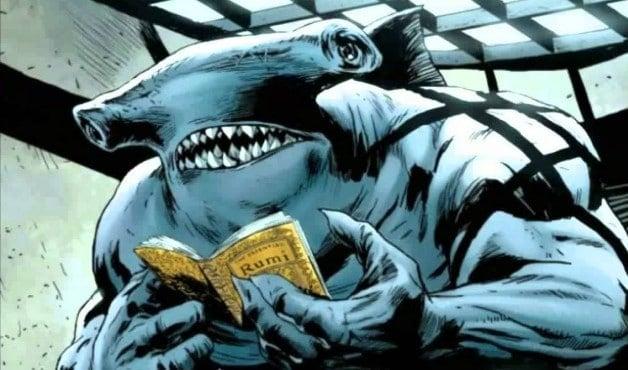King Shark DC Comics