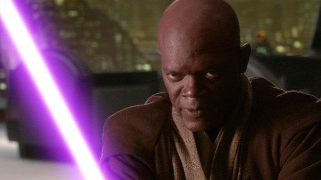 Samuel L. Jackson Star Wars
