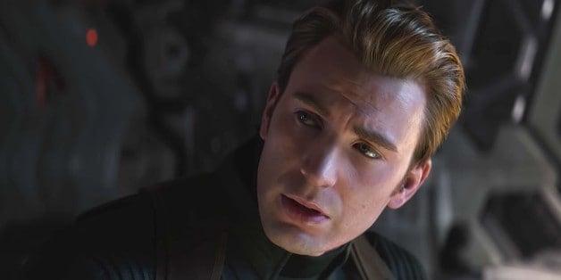 Marvel Avengers Endgame Captain America Chris Evans