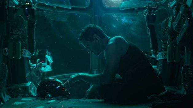 Super Bowl Marvel Avengers Endgame Tony Stark