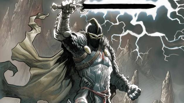 Marvel Black Knight Avengers Endgame