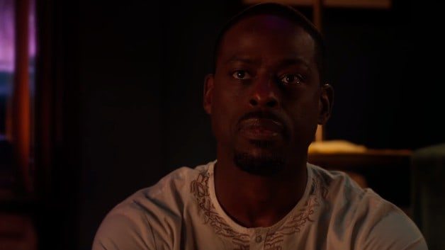 Marvel Black Panther N'Jobu Sterling K. Brown