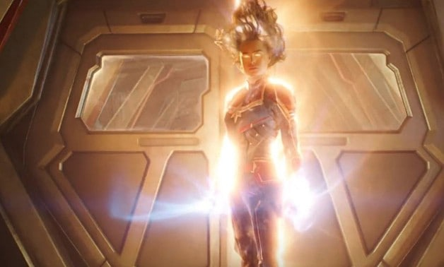 Marvel Brie Larson Captain Marvel Carol Danvers