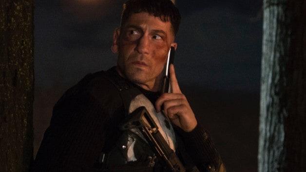 Marvel The Punisher Jon Bernthal Netflix