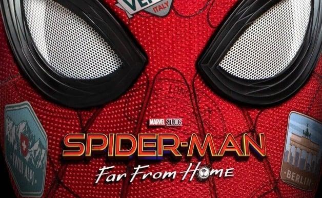 Marvel Tom Holland Spider-Man Far From Home