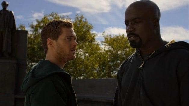 Mike Colter Luke Cage Marvel Netflix Season 3 Finn Jones