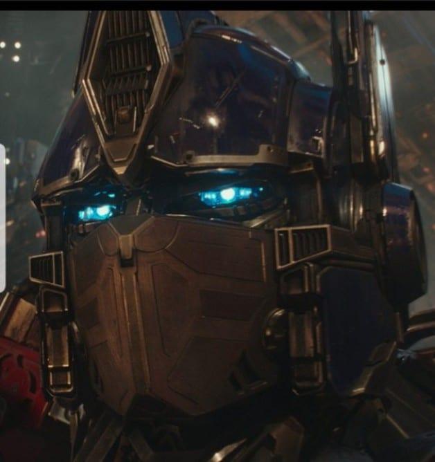 Optimus Prime Bumblebee