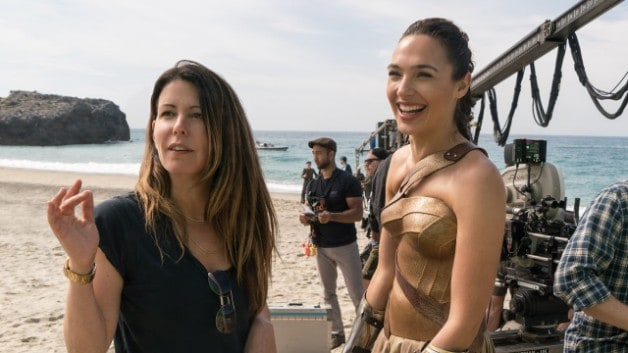 Patty Jenkins Wonder Woman Justice League Flash Batman