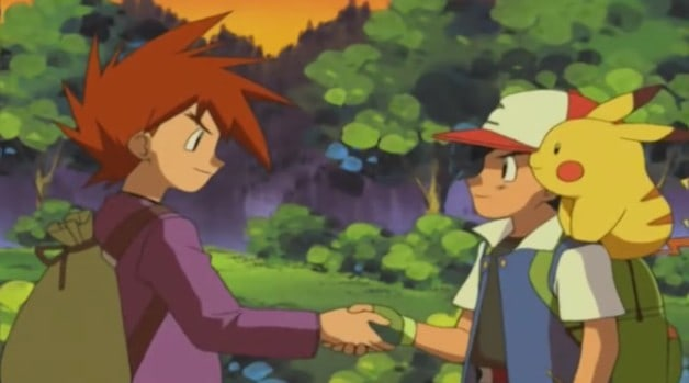 Pokemon Red and Blue Legendary Nintendo