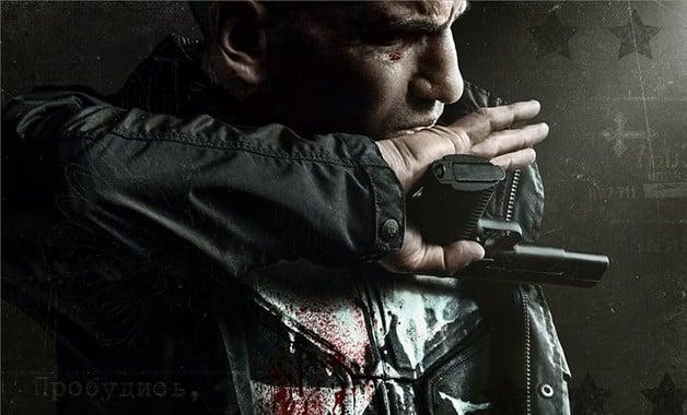 Punisher Frank Castle Marvel Netflix Jon Bernthal